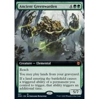 Ancient Greenwarden - PROMO