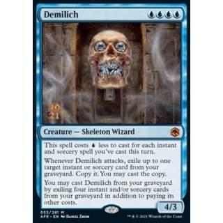 Demilich (V.1) - PROMO FOIL