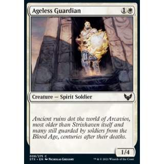 Ageless Guardian - FOIL