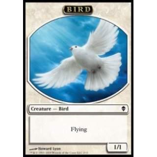 Bird Token (White 1/1)