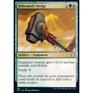 Behemoth Sledge