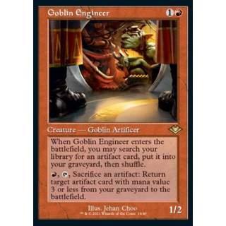 Goblin Engineer (V.1) - FOIL