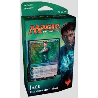 Ixalan Planeswalker Deck - Jace, Ingenious Mind Mage
