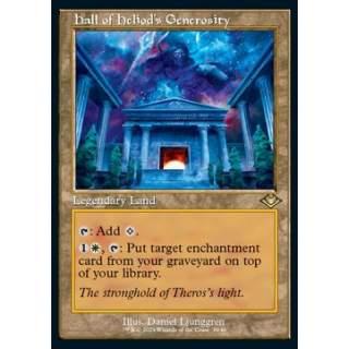 Hall of Heliod's Generosity (V.1) - FOIL