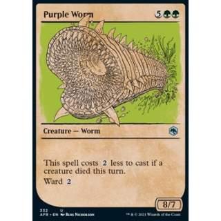 Purple Worm - PROMO