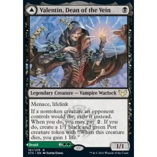 Valentin, Dean of the Vein // Lisette, Dean of the Root