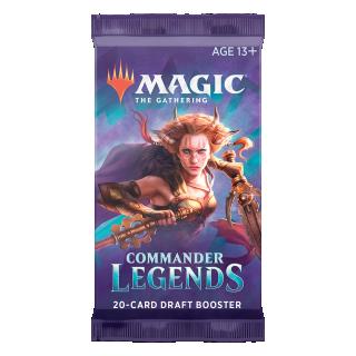 Commander Legends: Draft Booster